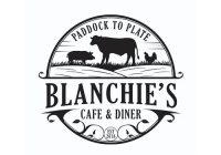 Blanchies Cafe & Diner